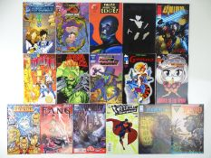 COMIC BOOKS: ALL #1 ISSUES (16 in Lot) - (MARVEL, DC, IMAGE, MILLENIUM, TOPPD & Others) - Includes