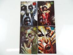 NIGHT OF THE LIVING DEAD #1, 2, 3, 4 - (4 in Lot) - (1991/92 - FANTACO) - ALL First Printings -