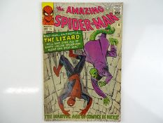 AMAZING SPIDER-MAN #6 - (1963 - MARVEL - UK Price Variant) - Origin and first appearance of the