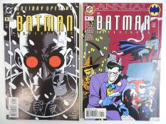 BATMAN ADVENTURES: ANNUAL #1 & HOLIDAY SPECIAL #1 - (1994/95 - DC) - Includes Third comic book