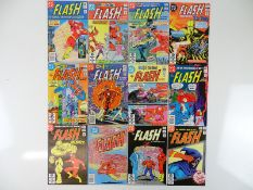 FLASH #307, 308, 309, 310, 311, 312, 313, 314, 315, 316, 317, 318 - (12 in Lot) - (1982/83 - DC - US