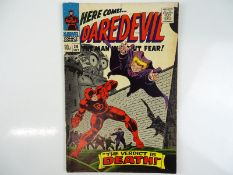 DAREDEVIL #20 - (1966 - MARVEL - UK Price Variant) - Second appearance of the Owl - John Romita