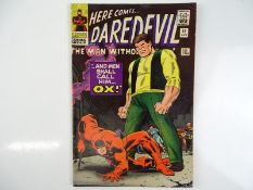 """DAREDEVIL #15 - (1966 - MARVEL - UK Price Variant) - """"Death"""" of the Ox - Cover and interior art by"""
