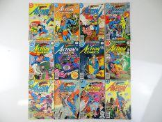 ACTION COMICS: SUPERMAN #484, 485, 486, 488, 490, 491, 493, 494, 495, 497, 498, 499 - (12 in