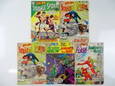 BRAVE AND THE BOLD #47, 49, 50, 56 - (5 in Lot) - (1963/64 - DC - UK Cover Price) - Run includes 2 x