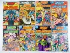 SUPERBOY & LEGION OF SUPER-HEROES #204, 213, 237, 240, 241, 242, 256, 257 - (8 in Lot) - (1974/