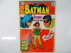 BATMAN #181 - (1966 - DC) - First appearance of Poison Ivy - Carmine Infantino and Murphy Anderson
