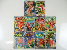 FLASH #265, 266, 267, 268, 269, 270, 271, 272, 273, 274 - (10 in Lot) - (1978/79 - DC - US Price, UK