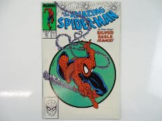 AMAZING SPIDER-MAN #301 - (1988 - MARVEL) - Silver Sable appearance - Todd McFarlane cover and