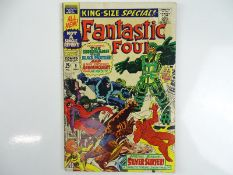 FANTASTIC FOUR: KING-SIZE SPECIAL (ANNUAL) #5 -(1967 - MARVEL) - First Silver Surfer solo story +