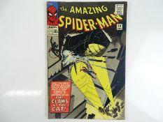 AMAZING SPIDER-MAN #30 - (1965 - MARVEL - UK Price Variant) - First appearance of Cat-Burglar -