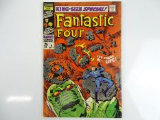 FANTASTIC FOUR: KING-SIZE SPECIAL (ANNUAL) #6 -(1968 - MARVEL) - Birth of Franklin Richards +