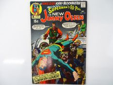 SUPERMAN'S PAL JIMMY OLSEN #134 - (1970 - DC - UK Cover Price) - First appearance of the villain