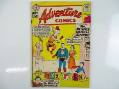 """ADVENTURE COMICS #286 - (1961 - DC) - First appearance of Bizarro Mxyzptlk in the """"Tales of the"""