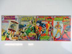 DETECTIVE COMICS: BATMAN #313, 335, 356, 358 - (4 in Lot) - (1963/66 - DC - UK Cover Price) - Flat/
