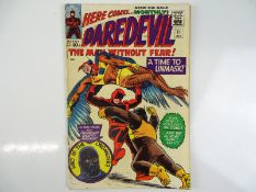 DAREDEVIL #11 - (1965 - MARVEL - UK Price Variant) - Daredevil battles the Ani-Men + Abner Jonas