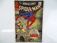 AMAZING SPIDER-MAN #46 - (1967 - MARVEL) - Origin and First appearance of the Shocker + Peter Parker