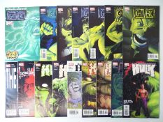 INCREDIBLE HULK (16 in Lot) - (2002/04 - MARVEL) - ALL First Printings - Includes INCREDIBLE HULK #