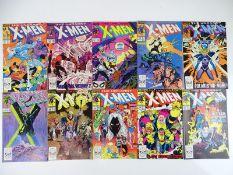 UNCANNY X-MEN #231, 247, 248, 249, 251, 250, 252, 253, 254, 255 - (10 in Lot) - (1988/89 - MARVEL) -