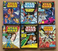 STAR WARS WEEKLY (127 in Lot) - (1978/80 - BRITISH MARVEL) - GD/VG (Pence Copy) - Run includes #6-