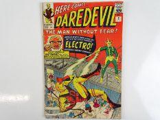 DAREDEVIL #2 - (1964 - MARVEL - UK Price Variant) - Second appearances of Daredevil and the super-