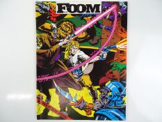 FOOM #21 - (1978 - MARVEL) - 'Star Wars Science Fiction Special' - Star Wars wraparound cover +