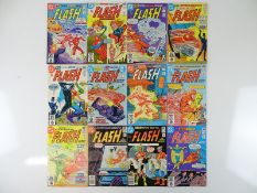 FLASH #295, 296, 297, 298, 299, 300, 301, 302, 303, 304, 305, 306 - (12 in Lot) - (1981/82 - DC - US