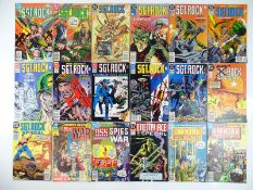 SGT. ROCK, ENEMY ACE, UNKNOWN SOLDIER, SPIES AT WAR LOT - (18 in Lot) - (DC) Run includes SGT.