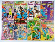 SUPERMAN'S GIRLFRIEND LOIS LANE #78, 79, 80, 81, 83, 84, 85, 87 - (8 in Lot) - (1968/69 - DC - US