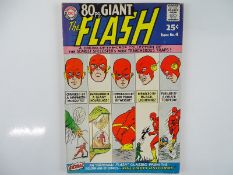 FLASH GIANT-SIZE #4 - (1964 - DC) - First Giant-Size Flash + Reprints early Silver Age stories