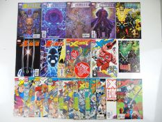 GENERATION X, X-MEN, EXCALIBUR, X-FORCE - (20 in Lot) - MARVEL) - ALL First Printings - Includes X-