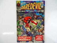 DAREDEVIL #19 - (1966 - MARVEL - UK Price Variant) - Masked Marauder, Gladiator appearances -