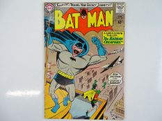 BATMAN #162 - (1964 - DC - UK Cover Price) - Batwoman appearance - Sheldon Moldoff cover and