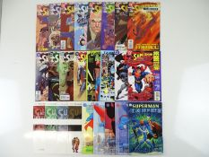 SUPERMAN (25 in Lot) - (DC) - ALL First Printings - Includes SUPERMAN: SECRET IDENTITY (2004) #1, 2,