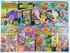 HOUSE OF MYSTERY #154, 155, 156, 157, 159, 161, 163, 164 - (8 in Lot) - (1965/67 - DC - UK Cover