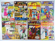 SUPERMAN'S GIRLFRIEND LOIS LANE #61, 62, 63, 64, 65, 66, 67, 68 - (8 in Lot) - (1966/67 - DC - US