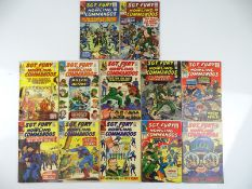 SGT. FURY AND HIS HOWLING COMMANDOS #14,15, 16, 18, 22, 33, 34, 35, 39, 41, 42, 43 - (12 in