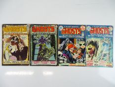 GHOSTS #1, 3, 32, 37 - (4 in Lot) - (1971/75 - DC - US Price & UK Cover Price) - Flat/Unfolded