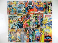 BATMAN LOT - (26 in Lot) - (DC) - Includes DETECTIVE COMICS (1975/90) #447, 517, 526, 535, 569, 570,
