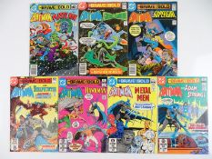 BRAVE AND THE BOLD: BATMAN WITH ?? #148, 155, 160, 171, 186, 187, 190 - (7 in Lot) - (1979/82 - DC -
