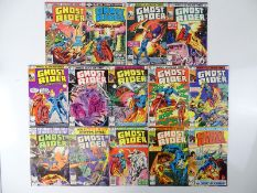 GHOST RIDER LOT - (14 in Lot) - (MARVEL - UK Price Variant & US Price) - Includes GHOST RIDER (