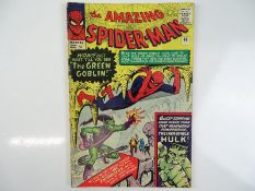 AMAZING SPIDER-MAN #14 - (1964 - MARVEL - UK Price Variant) - First appearance of Green Goblin +