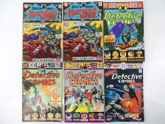 DETECTIVE COMICS: BATMAN #384, 440, 442, 443, 455 - (6 in Lot) - (1969/76 - DC - UK Cover Price) -