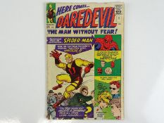 DAREDEVIL #1 - (1964 - MARVEL - UK Price Variant) - First appearance of Daredevil (blind attorney