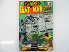 BATMAN #203 - (1968 - DC - UK Cover Price) - Contains a series of reprinted stories by Dick Sprang