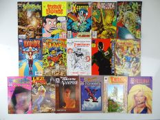 COMIC BOOKS: ALL #1 ISSUES (16 in Lot) - (MARVEL, VALIANT, DC, WILDSTORM, DARK HORSE & Others) -