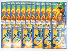 ULTIMATE FANTASTIC FOUR (17 in Lot) - (2004 - MARVEL) - ALL First Printings - Includes Issues