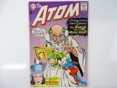 ATOM #19 - (1965 - DC) - Second appearance of Zatanna - Gil Kane cover with Kane, Murphy Anderson,