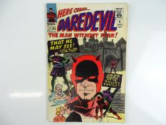 DAREDEVIL #9 - (1965 - MARVEL - UK Price Variant) - Wally Wood cover and Wood, Bob Powell interior