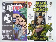 BLACK CANARY/ORACLE: BIRDS OF PREY #1 + BATMAN #497 - (2 in Lot) - (1993/96 - DC) - Includes First